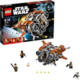 LEGO Star Wars Episode VII Jakku Quadjumper