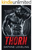 THORN: Lords of Carnage MC (English Edition)