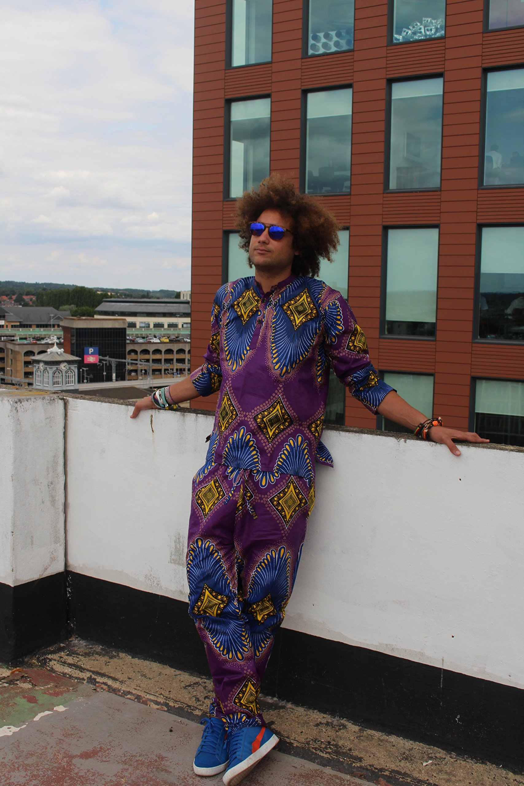 Mens Matching Suit African Two Piece Festival Clothing African Outfit Dashiki Kente Clothing Kente Outfit Ankara