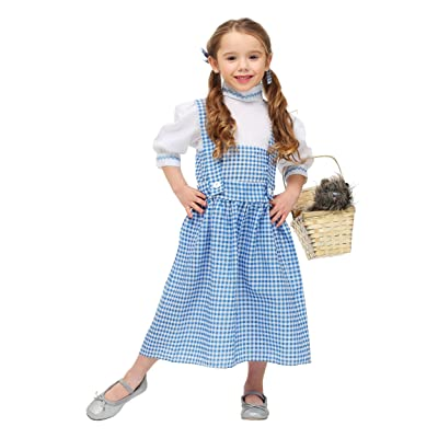Toddler Kansas Girl Dress Costume: Toys & Games