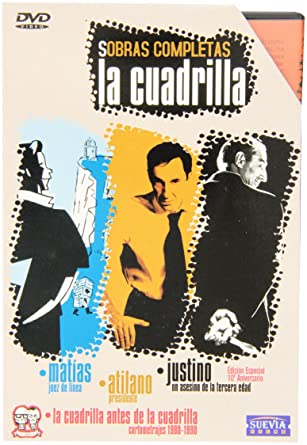 Pack La Cuadrilla Sobras Completas [DVD]: Amazon.es: Varios: Cine ...