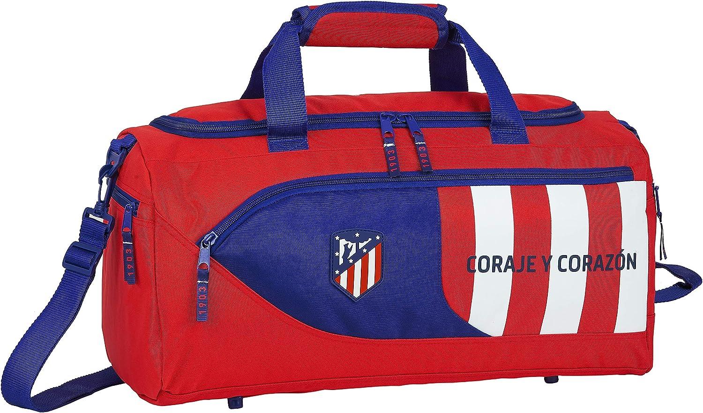Safta Bolsa de Deporte de Atlético de Madrid, Multicolor