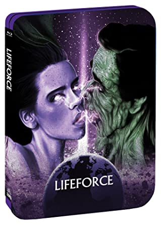Lifeforce [Blu-ray]