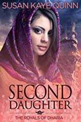 Second Daughter (The Royals of Dharia, Book Two) Kindle Edition