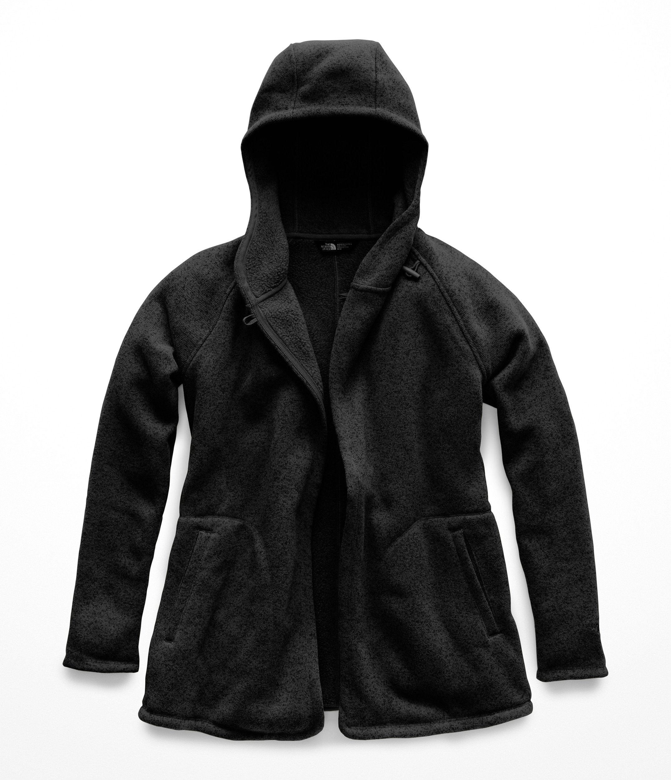 The North Face Women's Crescent Wrap - TNF Black Heather - M by The North Face
