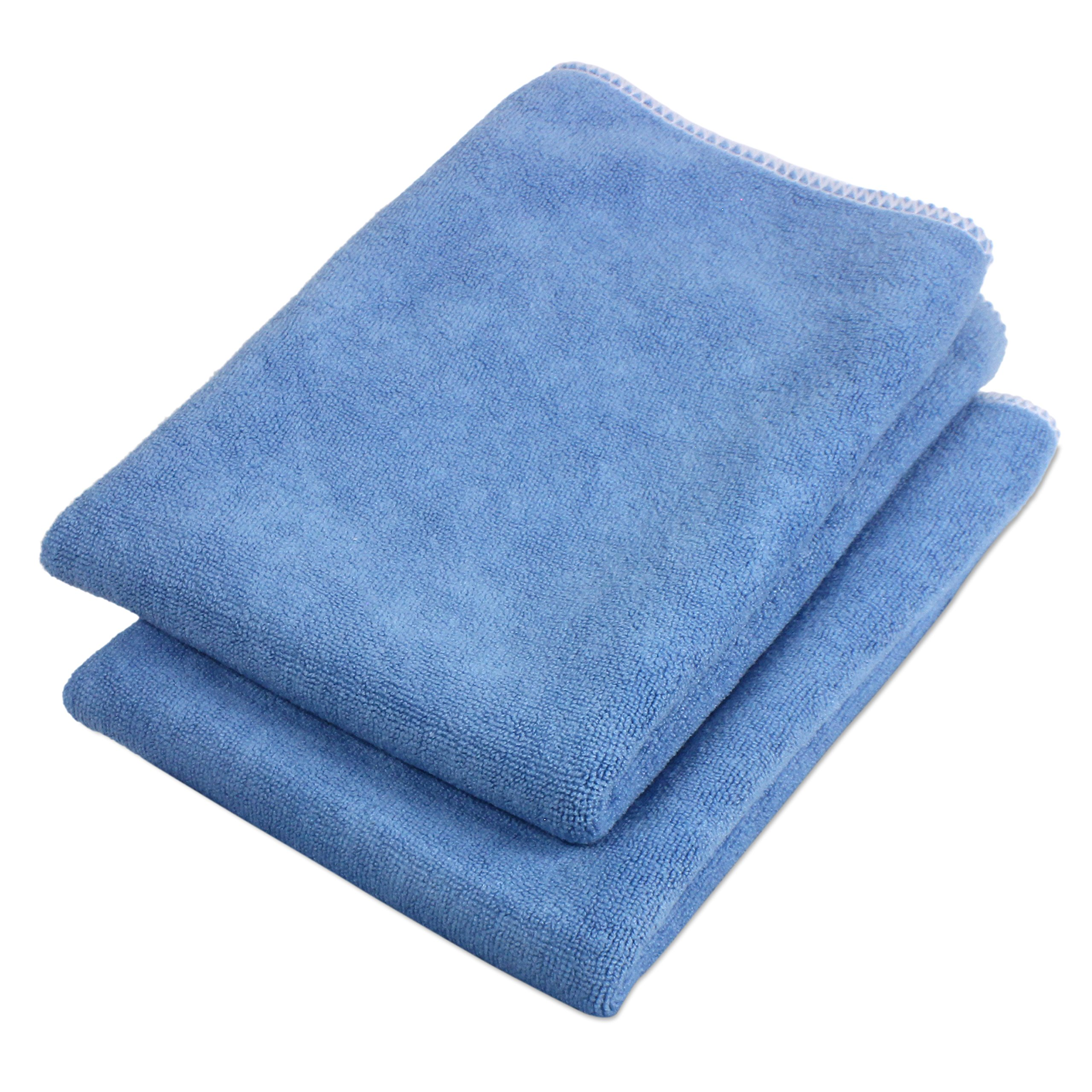 Home Solutions Microfiber Cloth - Ultra Smooth Cleaning Cloth (2)