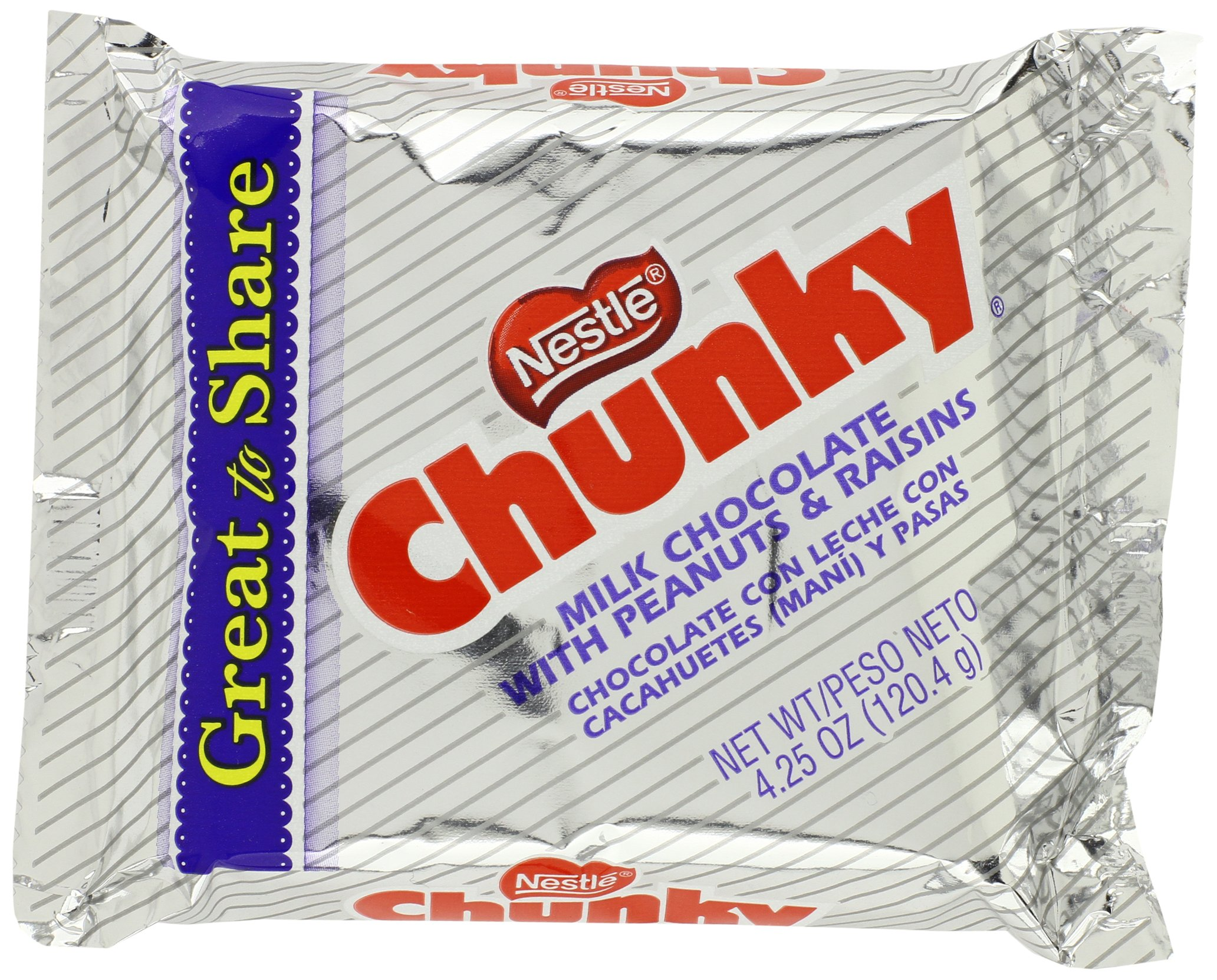Nestle Crunch Chocolate Single Candy Bars