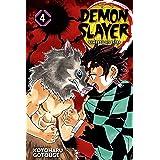 Demon Slayer: Kimetsu no Yaiba, Vol. 4: Robust Blade
