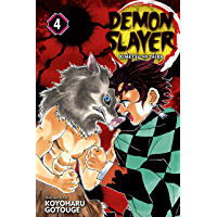 Demon Slayer: Kimetsu no Yaiba, Vol. 4: Robust Blade