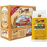 Bob's Red Mill Pancake & Waffle Mix Hi Fiber Whole Grain Organic, 26-ounces (Pack of4)