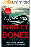 Perfect Bones: a tense psychological thriller that will keep you hooked (Samantha Willerby Mystery Series Book 3)