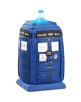 Doctor Who Underground Toys Cabina Tardis (con luz, Voz y Sonido, en inglés)
