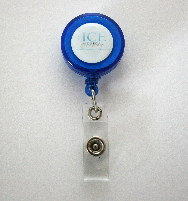Kit médico con tensiómetro, monitor de presión sanguínea manual, estetoscopio, bolígrafo con luz, torniquete, reloj de enfermera con diseño de mariposa, ...
