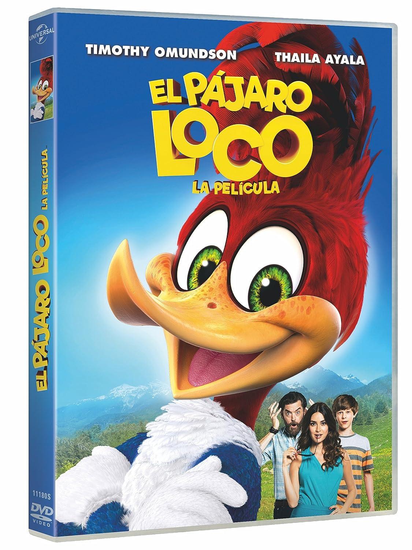 El Pájaro Loco: La Película [DVD]: Amazon.es: Timothy Omundson ...