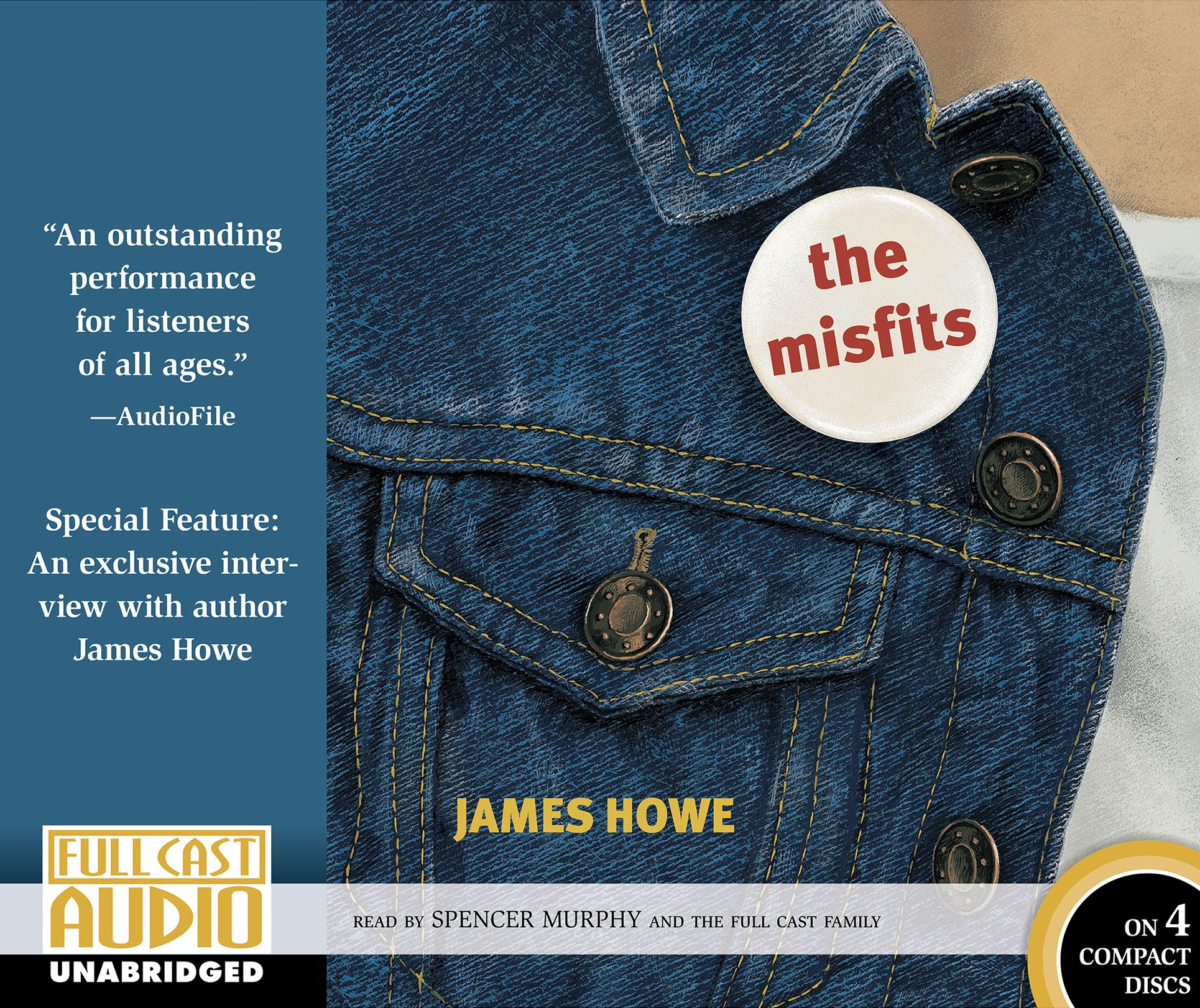 Read Online The Misfits ebook