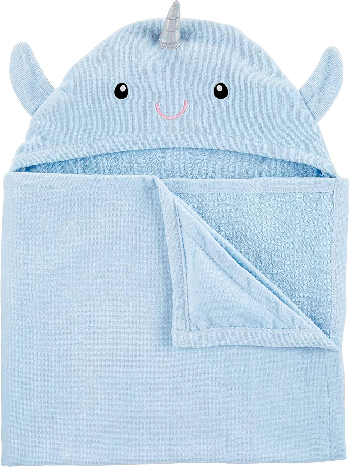 Yellow Carters Baby Hooded Towel