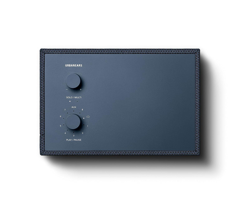 Urbanears Lotsen - Altavoz Multiroom Bluetooth y Wifi, color azul ...
