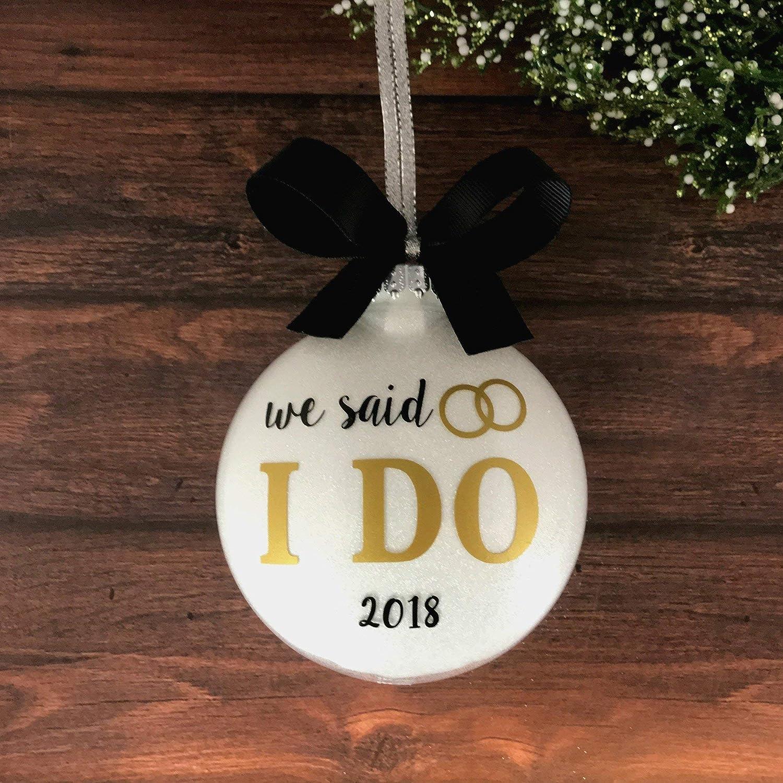 Gay Wedding Ornament 2019 Gay Wedding Gift Lesbian Wedding Gift