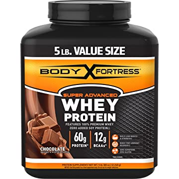 reliable Body Fortress Mass Gainer Protein Powder