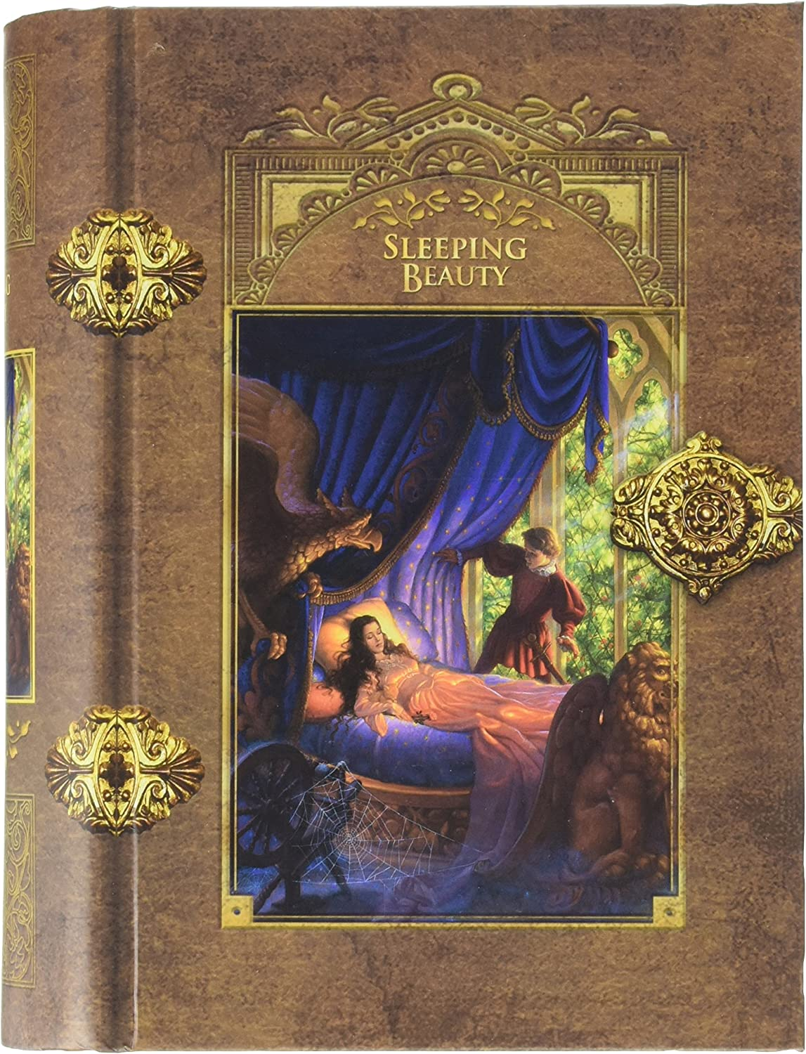 MasterPieces 25% OFF Sleeping Beauty Super popular specialty store Book Box Assortment Jigsaw Puzzle
