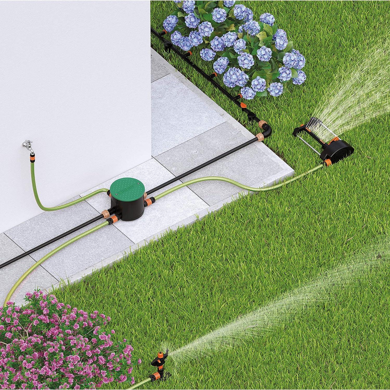 Arqueta Hydro 4 con programador 90829 Claber: Amazon.es: Jardín