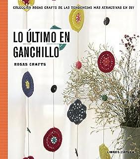 Ganchillo: Colección Rosas crafts de las tendencias más atractivas en Diy (