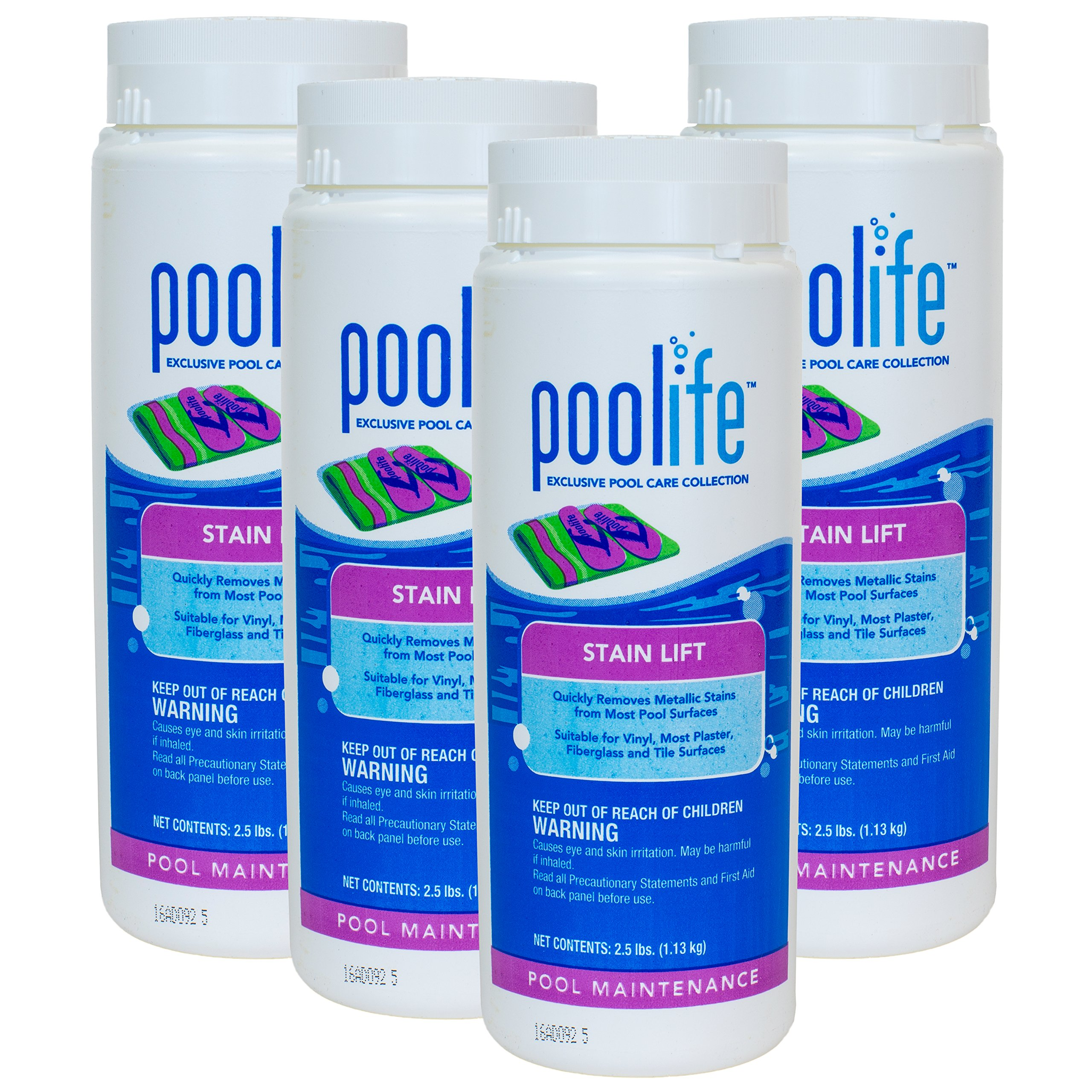 poolife Stain Lift (2.25 lb) (4 Pack) by POOLIFE