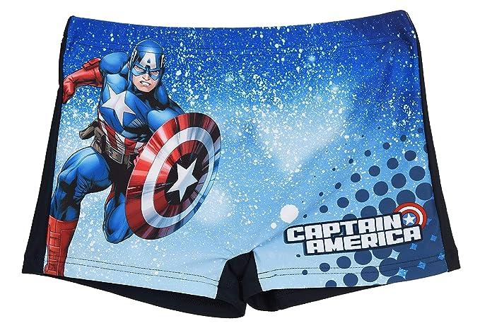 bedb57972a146f Marvel Avengers Bambino Costume da Bagno: Amazon.it: Abbigliamento