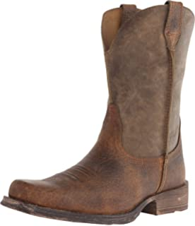 Amazon.com | Ariat Women's Willow Western Cowboy Boot | Ankle & Bootie