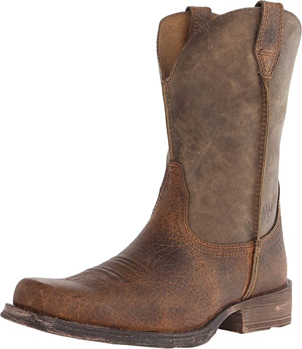 Top 10 Best Cowboy Boots for Men In 2021 Reviews 11