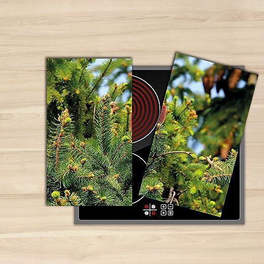 Decoración del hogar | placa de cocina (4 unidades, 2 x 30 ...