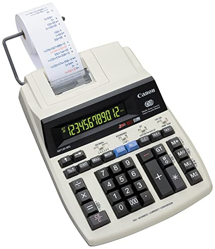 Canon MP120-MG - Calculadora impresora, beige