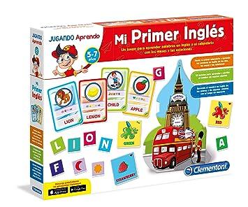Clementoni - Mi Primer Inglés, juego educativo (65576.2): Amazon.es: Juguetes y juegos