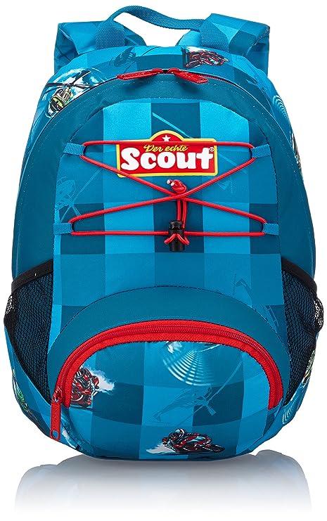 Scout Mochilas escolares 25330153400 Azul 11.5 liters