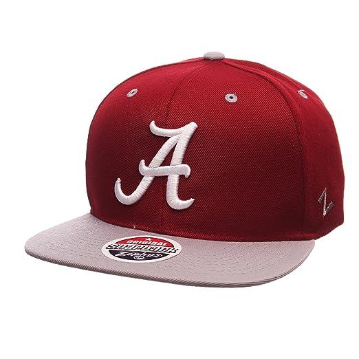 98a01d4d Amazon.com : Zephyr NCAA Mens Z11 Snapback Hat : Clothing