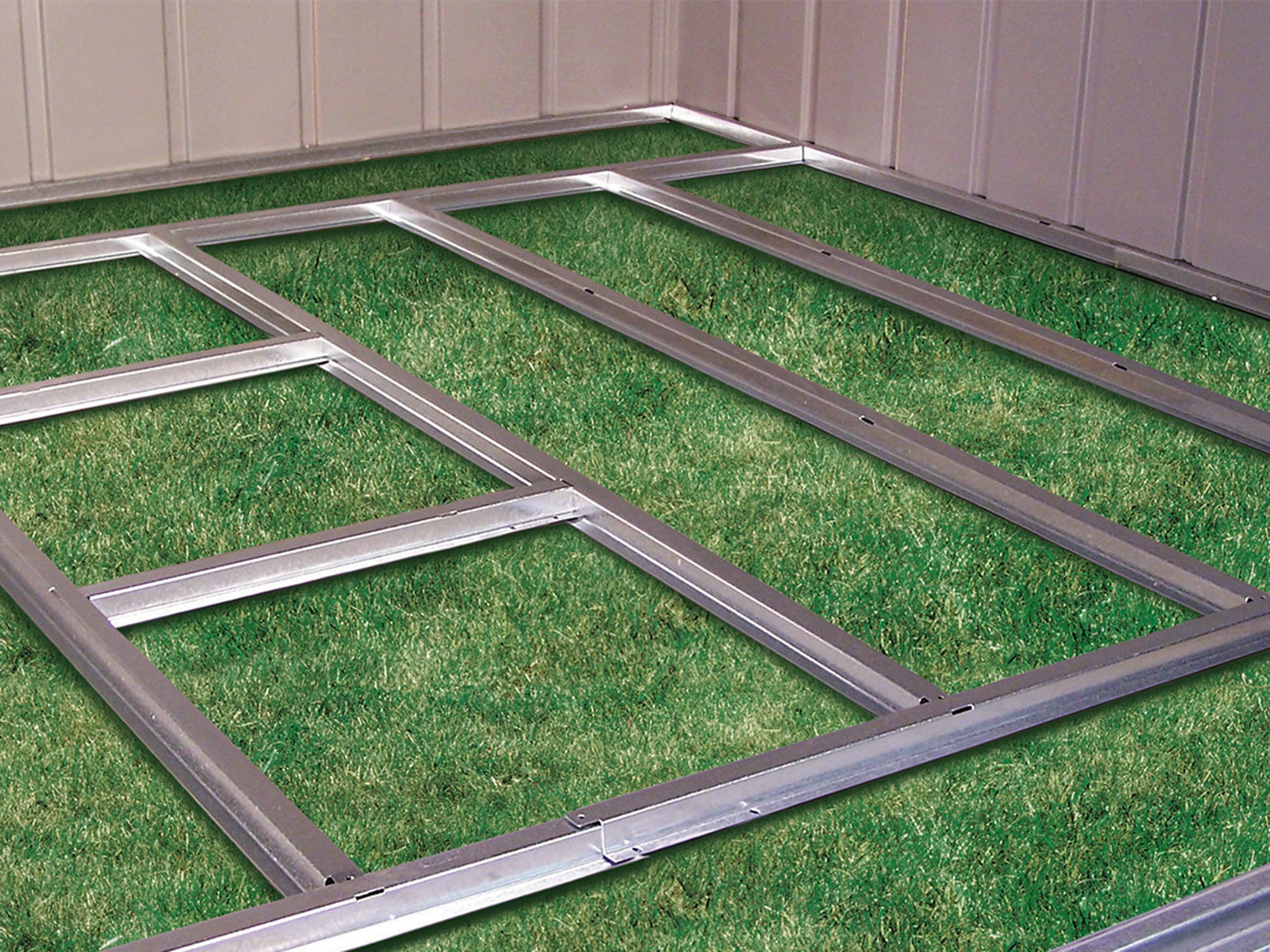 Arrow Sheds FB47410 Floor Frame Kit for 4'x7' & 4'x10'
