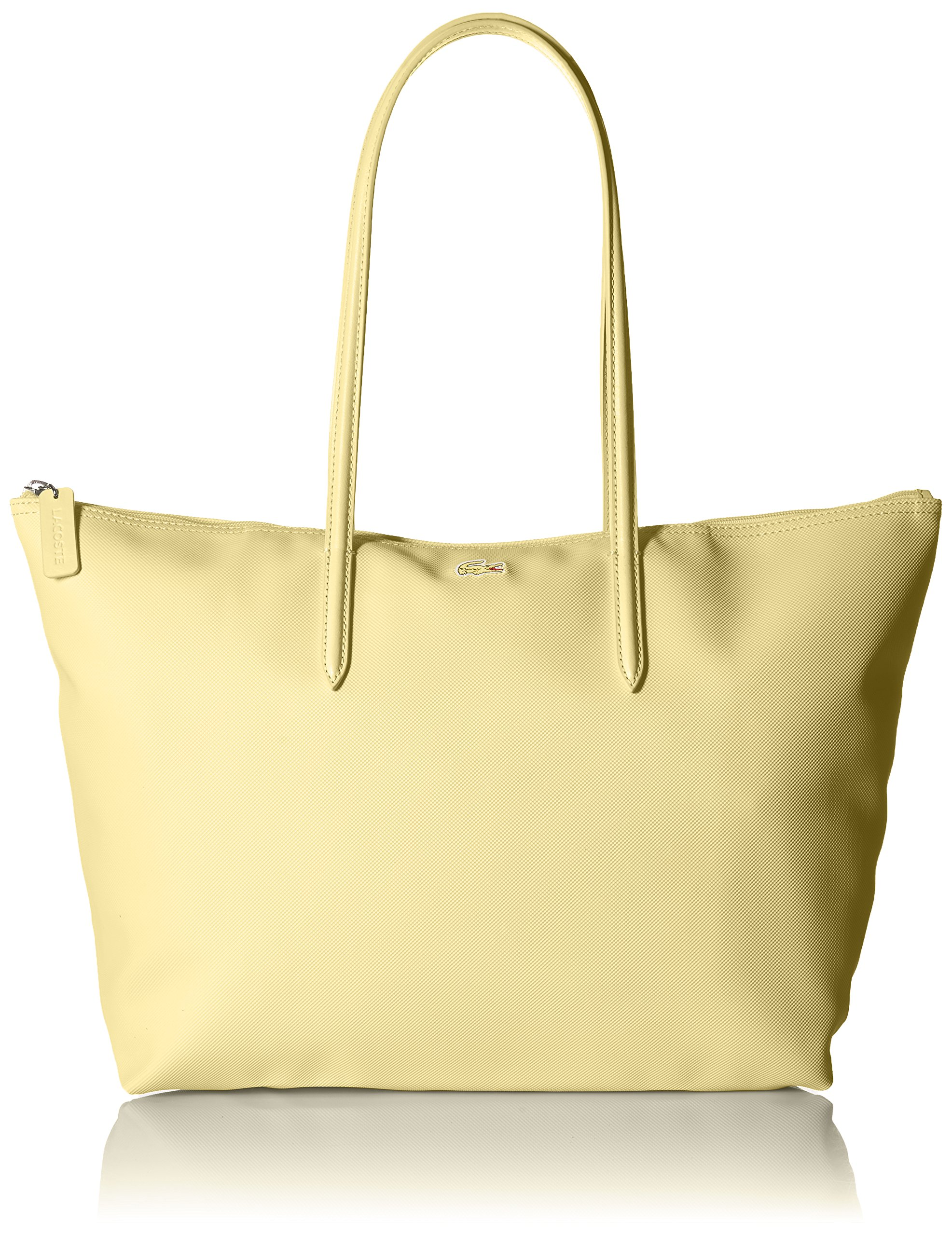Lacoste L.12.12 Concept Large Shopping Bag, NF1888PO, Popcorn
