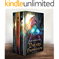 Dalans Prophezeiung (3 Romane: Ein dunkler Funke, Ein schwarzes Feuer, Eine weiße Glut)