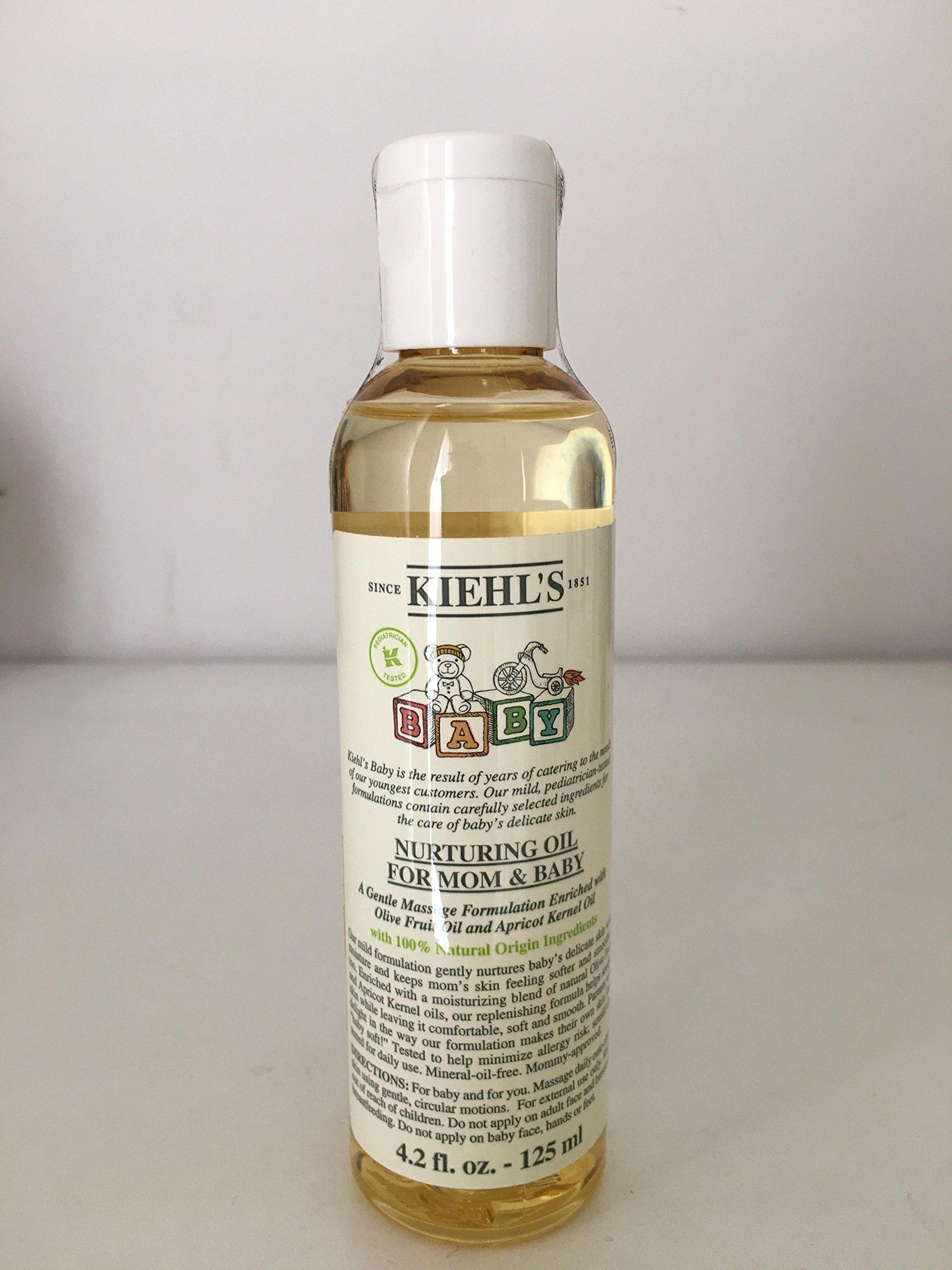 Mom & Baby Nurturing Body Oil 125 ml. by ThePrincessStories39