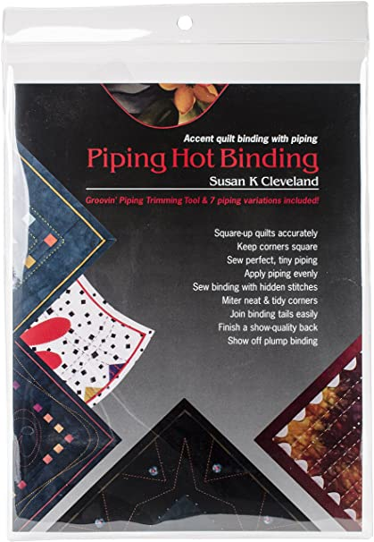 Amazon Piping Hot Binding Kit