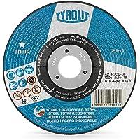 Tyrolit 223020 Basic 2In1 Discos De Corte, 42