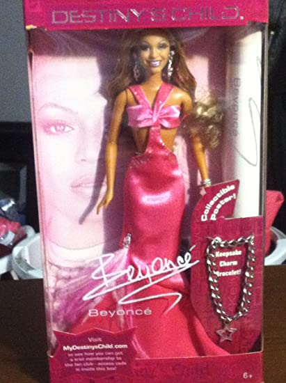 Mattel Barbie: Destinys Child - Beyonce Doll by: Amazon.es ...