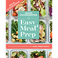 Good Housekeeping Easy Meal Prep Free 12-Recipe Sampler: The Ultimate Playbook for Make-Ahead Meals (English Edition)