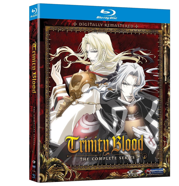 Trinity Blood: Complete Series Box Set [Blu-ray]