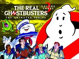 Amazon com: Watch The Real Ghostbusters - Volume 3 | Prime Video