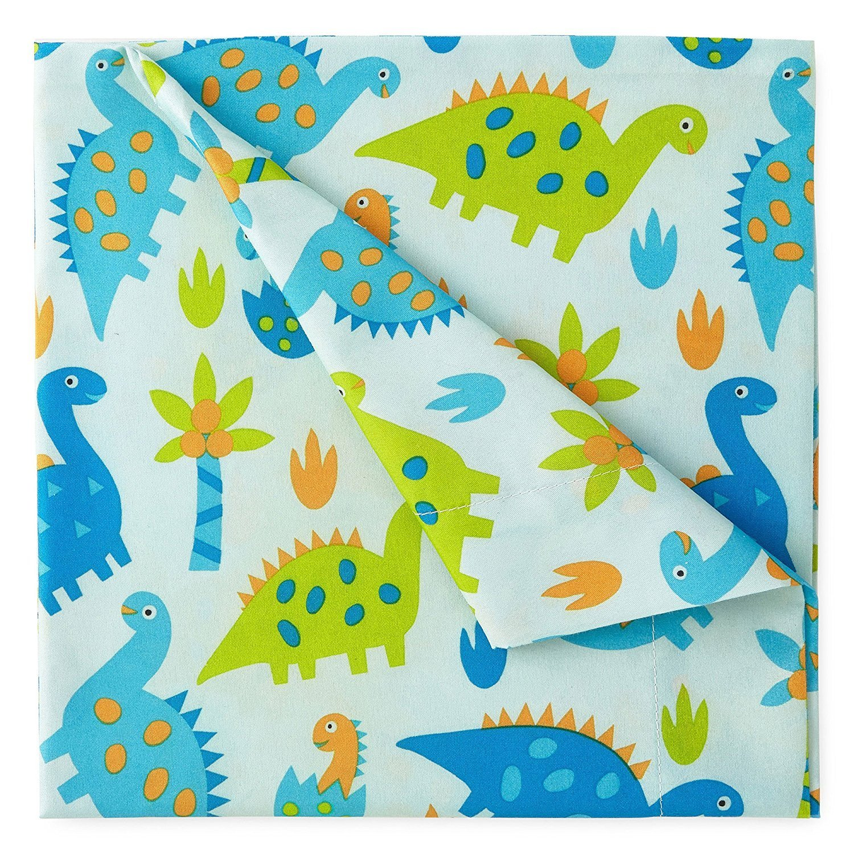 Kute Kids Super Soft Sheet Set - Baby Dinosaurs - Brushed Microfiber for extra comfort (Full)