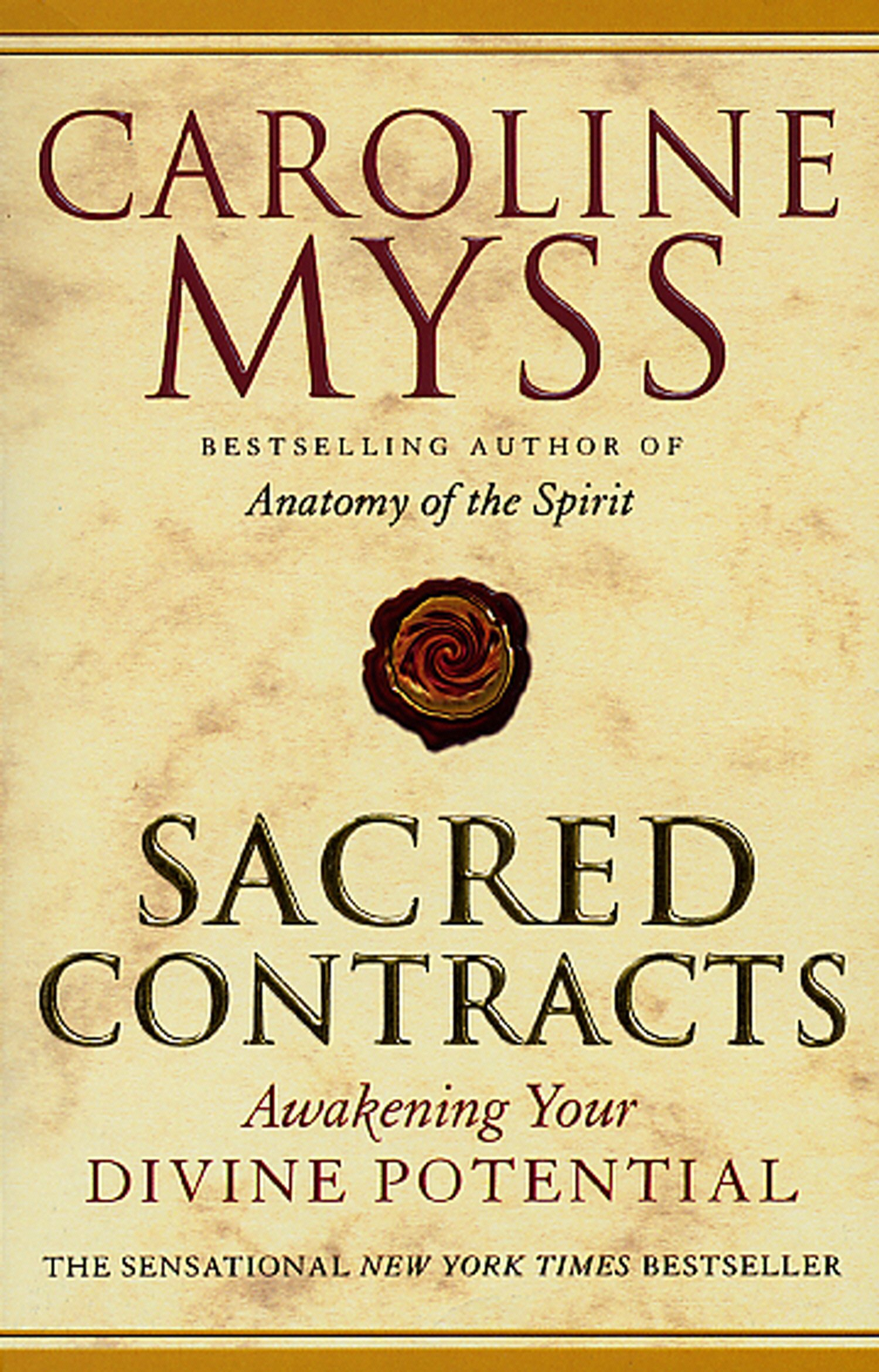 Sacred Contracts Awakening Your Divine Potential Amazon