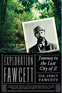 Amazon exploration fawcett ebook percy fawcett kindle store exploration fawcett journey to the lost city of z fandeluxe Image collections