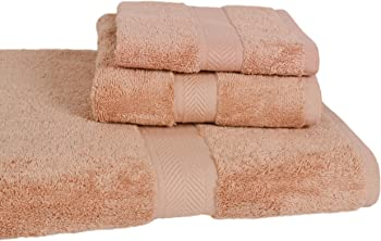 Homestead Textiles 3-Piece All American Cotton Line Towel Set