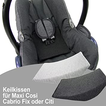 Bambiniwelt - Cojín reductor para asiento de MaxiCosi ...